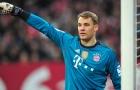 Những pha cứu thua xuất thần của Manuel Neuer