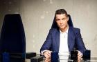 Ronaldo chạy đà cho siêu kinh điển bằng hương nước hoa mới