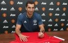 Tiết lộ thú vị việc Mkhitaryan gia nhập Man Utd