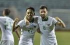 Bốn cầu thủ Indonesia mà HLV Hữu Thắng e ngại là ai?