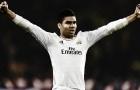 Casemiro - Chiếc 'mỏ neo' lợi hại của Real Madrid