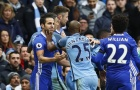 Chơi xấu Chelsea, Man City tan tác đội hình