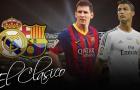 Cuộc chiến El Clasico: Messi - Ronaldo