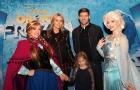 Đại gia đình Liverpool hạnh phúc tề tụ tại vương quốc Disney