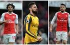 Đấu West Ham, Arsenal mất hàng loạt trụ cột