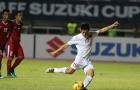 Indonesia 2-1 Việt Nam (Bán kết lượt đi AFF Cup 2016)