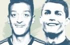 NÓNG! Ronaldo dính nghi án trốn thuế còn khủng khiếp hơn Messi