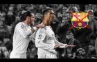 Tất cả bàn thắng của Cristiano Ronaldo vào lưới Barca