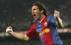 Trận cầu làm nên tên tuổi Lionel Messi vs Real