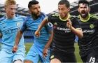 Trực tiếp Man City - Chelsea: Sane, Fabregas đá chính (Cập nhật đôi hình)