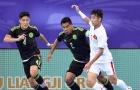 Tuyển Futsal Việt Nam ngược dòng thắng nghẹt thở trước Mexico