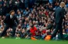 Conte cho rằng Chelsea chỉ 'ăn may' trước Man City