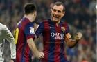 Fan Real mỉa mai trọng tài thiên vị Barcelona