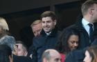 Steven Gerrard đã ở rất gần Liverpool