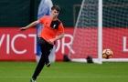 Lallana trở lại, Woodburn tập tiếp cùng đội 1 của Liverpool