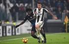 Tại Turin, Juventus nhẹ nhàng 'vùi dập' hiệp tượng Atalanta