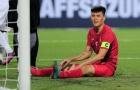 Bóng đá Việt Nam liên tục ôm hận vì hàng công cùn