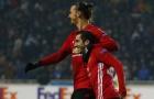 Người hùng Man Utd: Tôi đã trút được gánh nặng