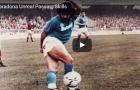 Những đường chuyền siêu thực của Maradona