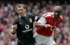 Roy Keane và Patrick Vieira đụng độ nhau vào năm 2003