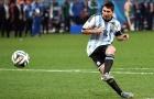 Top 7 'kèo trái' xuất sắc nhất trong lịch sử: Messi vượt mặt Maradona