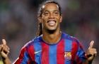 Top 7 số 10 xuất sắc nhất trong lịch sử: Ronaldinho số 1, không có Maradona