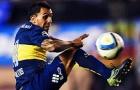 Màn trình diễn của Carlos Tevez trong màu áo Boca Juniors