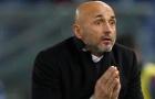 Sốc: Không vô địch, Spalletti sẽ phải rời Roma