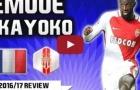 Lí do M.U theo đuổi Tiemoue Bakayoko của Monaco