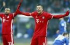 Đội hình hay nhất Bundesliga 2016: Ấn tượng song sát Lewy - Aubameyang