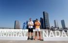Murray và Nadal đại chiến trên đường đua F1 tại Dubai