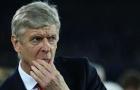 HLV Wenger thừa nhận Arsenal gây thất vọng toàn tập