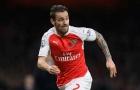 Tài năng của Mathieu Debuchy - cầu thủ bị ruồng bỏ tại Arsenal