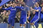 Huyền thoại Man Utd 'trù ếm' Hazard và Costa chấn thương