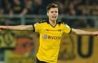Tài năng đặc biệt của Julian Weigl (Dortmund)