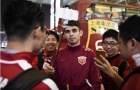 Vừa tới Trung Quốc, Oscar đã vội từ biệt để sang Doha