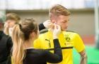 Dàn sao Dortmund 'rỉ máu' trong buổi kiểm tra sức khỏe
