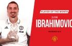 Lần đầu tiên Ibra đạt được điều này ở Man United