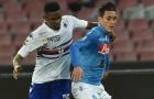 02h45 ngày 08/01, Napoli vs Sampdoria: Công 'cường' đấu thủ 'cùn'
