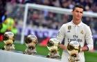 5 điểm nhấn Real Madrid 5-0 Granada: Vinh danh Cristiano Ronaldo