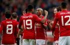 Đội quân của Mourinho đã là một Quỷ đỏ thực thụ