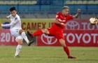 Hai siêu phẩm giúp Hà Nội FC đánh bại Than Quảng Ninh