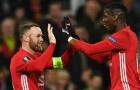 Rooney chính thức san bằng kỷ lục của Sir Bobby