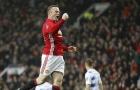 Man Utd đại thắng, Rooney cán mốc ghi bàn của huyền thoại