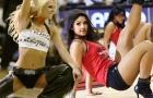 Những Cheerleaders bốc lửa của giải NBA