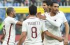 Thắng tối thiểu Genoa, Roma phả hơi nóng lên Juventus