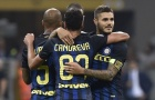 Udinese 1-2 Inter Milan (Vòng 19 Serie A)