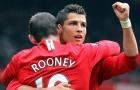 Wayne Rooney và Cristiano Ronaldo - Cặp đôi hoàn hảo của Man Utd
