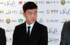 Báo chí Hàn Quốc săn đón Xuân Trường trong lễ ra mắt