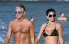 Mancini phong trần ở tuổi 52 bên cạnh bạn gái mới